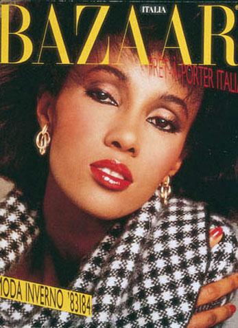 Italian Harper's Bazaar, September 1983