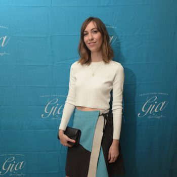 Gia-Coppola-Style-Proenza-Schouler-Dress-–-Francis-Ford-Coppola-Winery's-'Gia-By-Gia-Coppola'-Wine-2