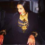 Ciara rocked Givenchy At Riccardo Tisci's 40th Birthday party In Ibiza