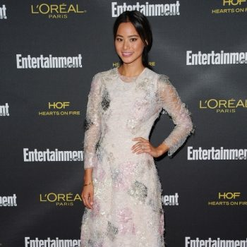Jamie-Chung-in-Christian-Dior-2014-Entertainment-Weekly-Pre-Emmy-Party