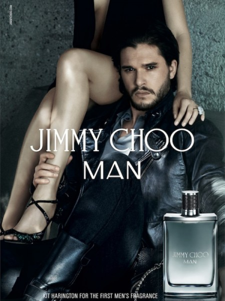 Jimmy Choo Launches First Men Fragrance