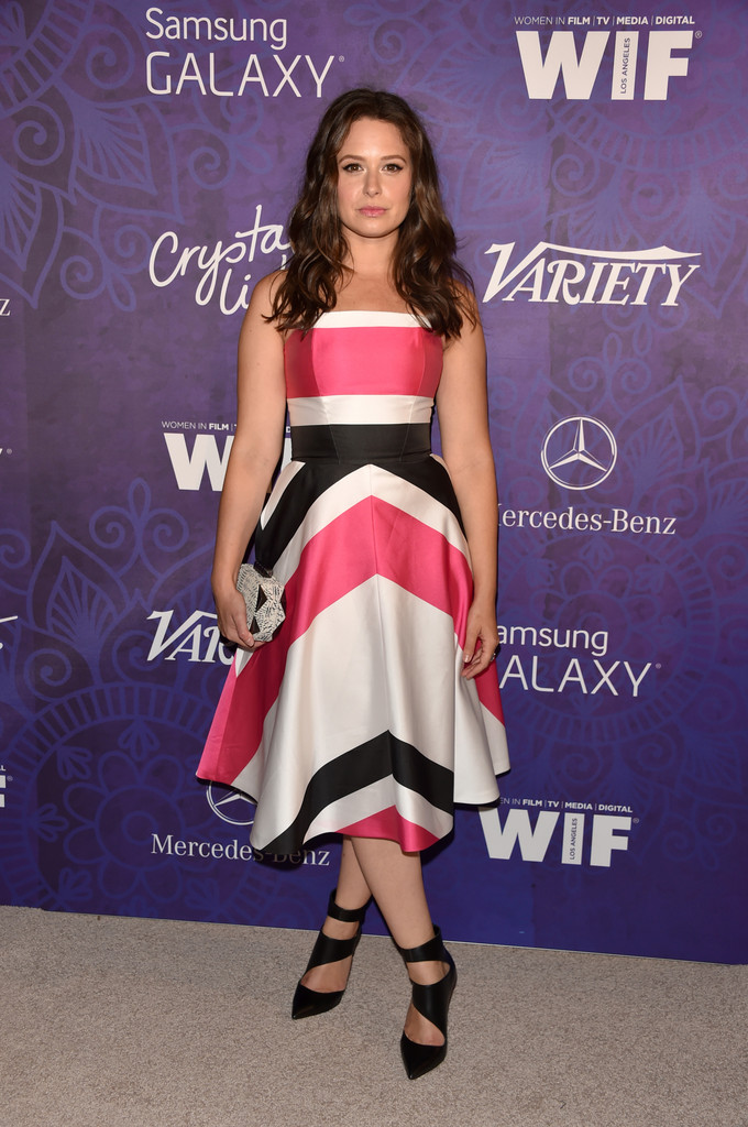 Katie-Lowes-in-Christian-Siriano-2014-Variety-Women-in-Film-Emmy-Nominee-Celebration-Red-Carpet-Finale