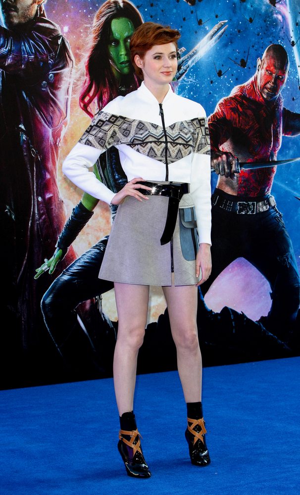 """Guardians of the Galaxy"" European Premiere - Arrivals"