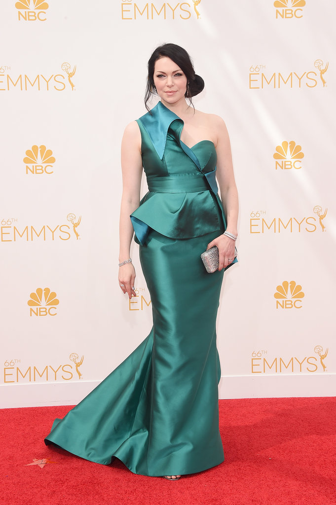 Laura Prepon 2014 Emmy Awards Laura Prepon  In Gustavo Cadile At The 2014 Emmy Awards