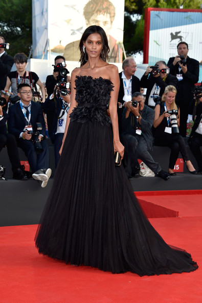 Liya+Kebede+Opening+Ceremony+71st+Venice+Film+reDX15H9mQ3l  The  Venice Film Festival Opening Ceremony Red Carpet 2014