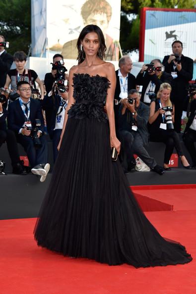 Liya+Kebede+Opening+Ceremony+71st+Venice+Film+reDX15H9mQ3l