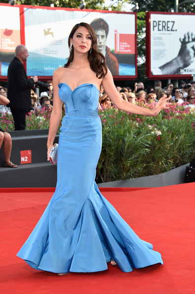 Moran+Atias+Opening+Ceremony+71st+Venice+Film+vPsRYBCMaRPl  The  Venice Film Festival Opening Ceremony Red Carpet 2014