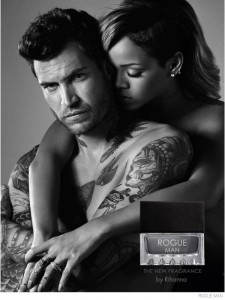 Rihanna debuts  Men's Fragrance, Rogue Man by Rihanna