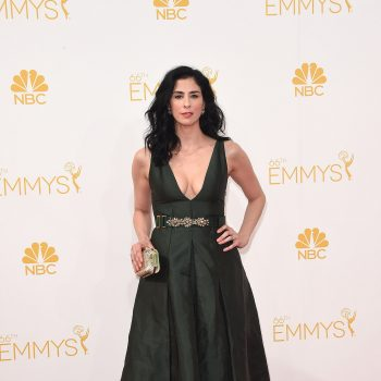 Sarah-Silverman-2014-Emmy-Awards