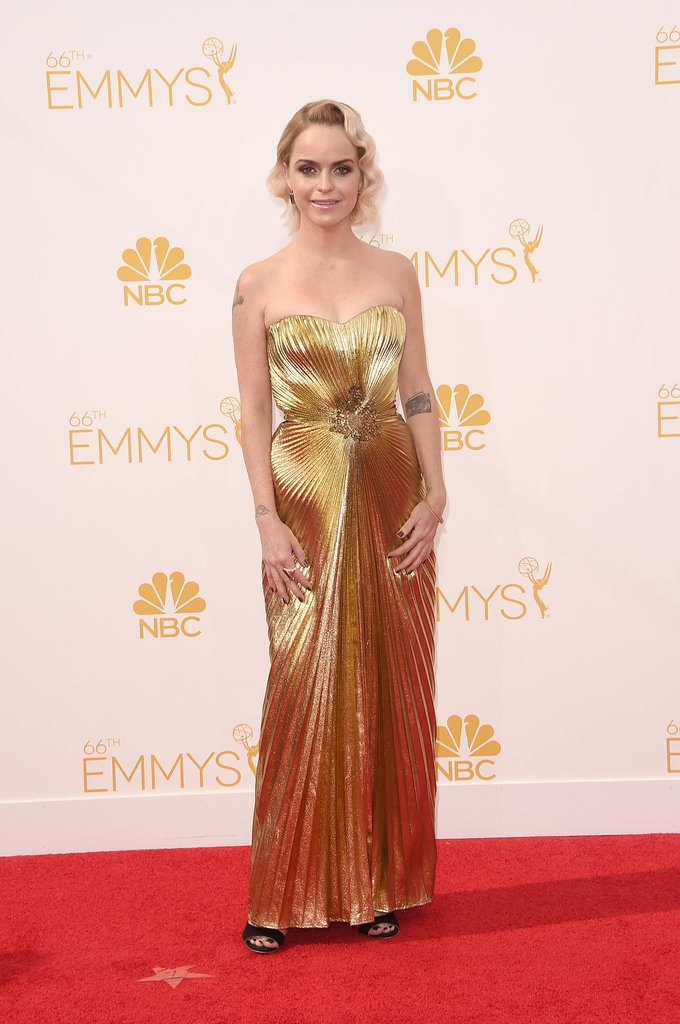 Taryn Manning at the 2014 Emmy Awards
