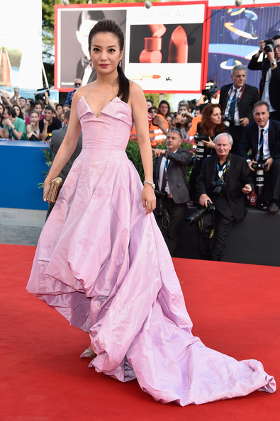 Zhao Wei in Vivienne Westwood Couture