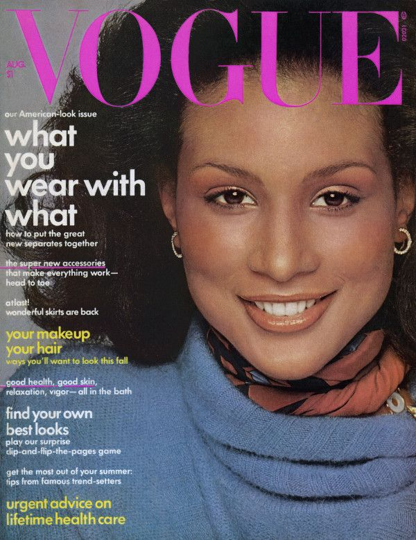 Beverly Johnson celebrates 40 years of her iconic Vogue cover