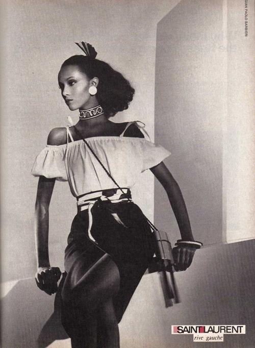The 80s - Iman