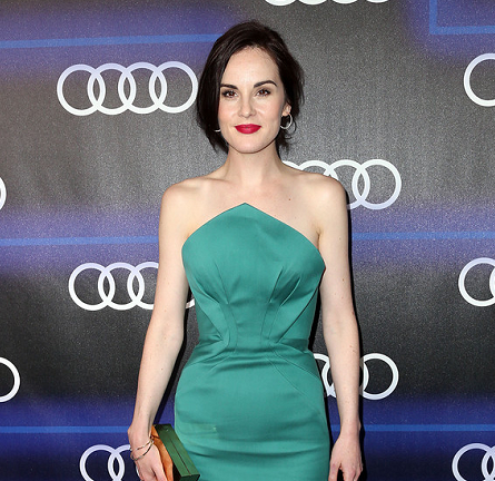 michelle-dockery-in-zac-posen-audi-celebrates-emmy-week_thumb