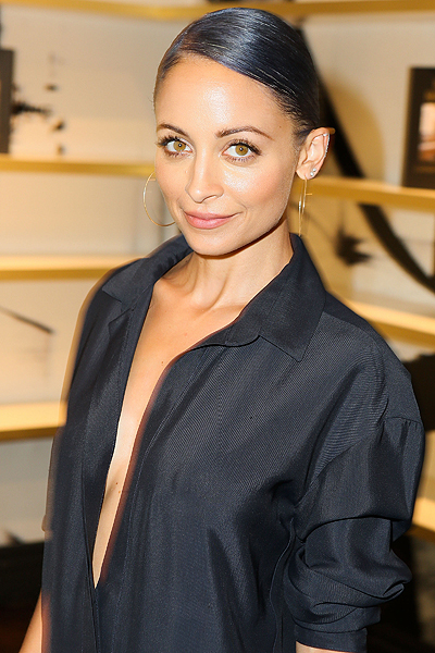 Nicole- Richie -In- Anthony- Vaccarello – Ryan- Korban's 'Luxury- Redefined' Book -Launch -Party