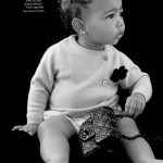 North West In Chanel By Michael Avedon For CR Fashion Book