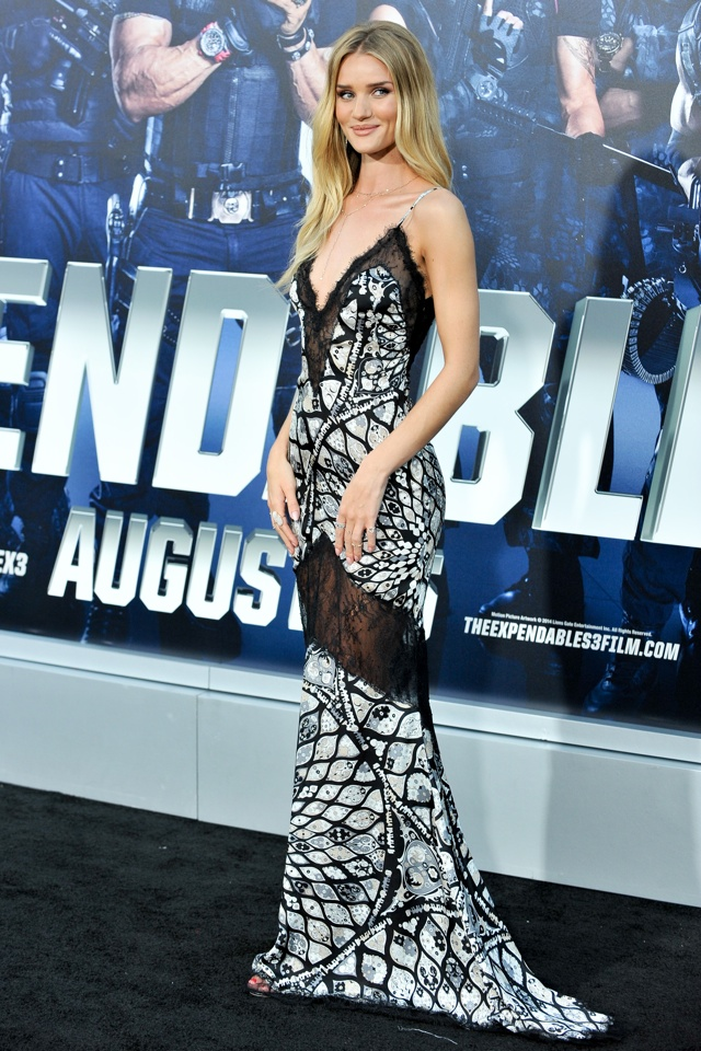 "Premiere Of Lionsgate Films' ""The Expendables 3"" - Arrivals"