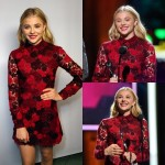 Chloe Grace Moretz Wearing Valentino  at 2014 Young Hollywood Awards