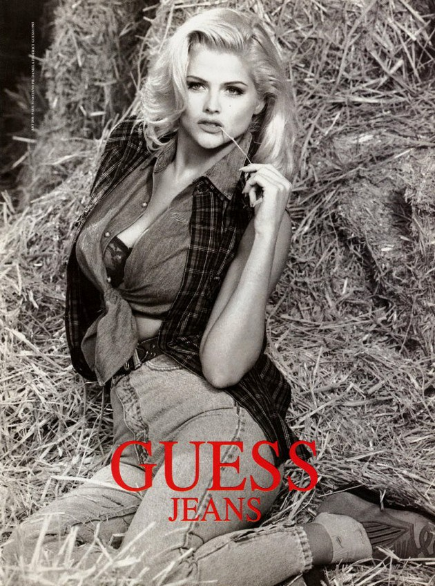 VINTAGE GUESS ADS