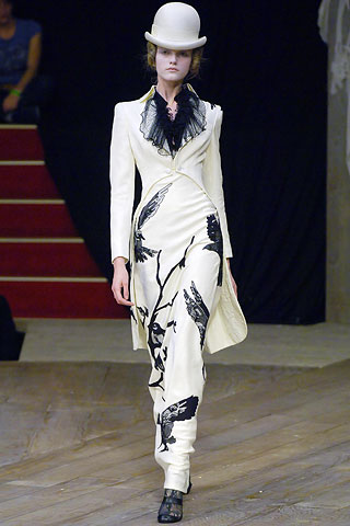 Alexander McQueen Spring 2007