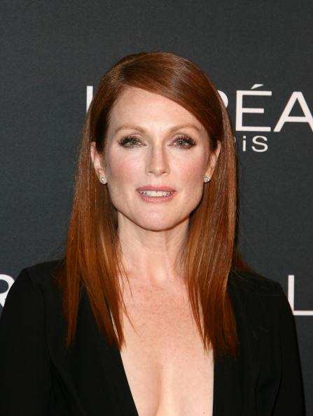 "L'Oreal And Juliane Moore Prepare For ""Still Alice"" Premiere - 2014 Toronto International Film Festival"