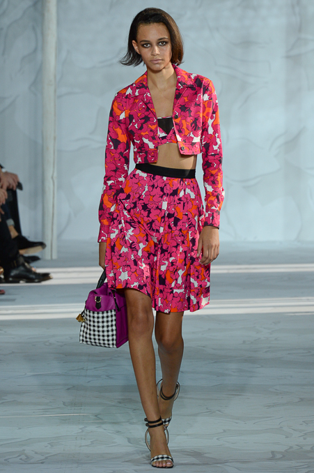 Diane -von -Furstenberg-Spring- 2015- Ready-to-Wear