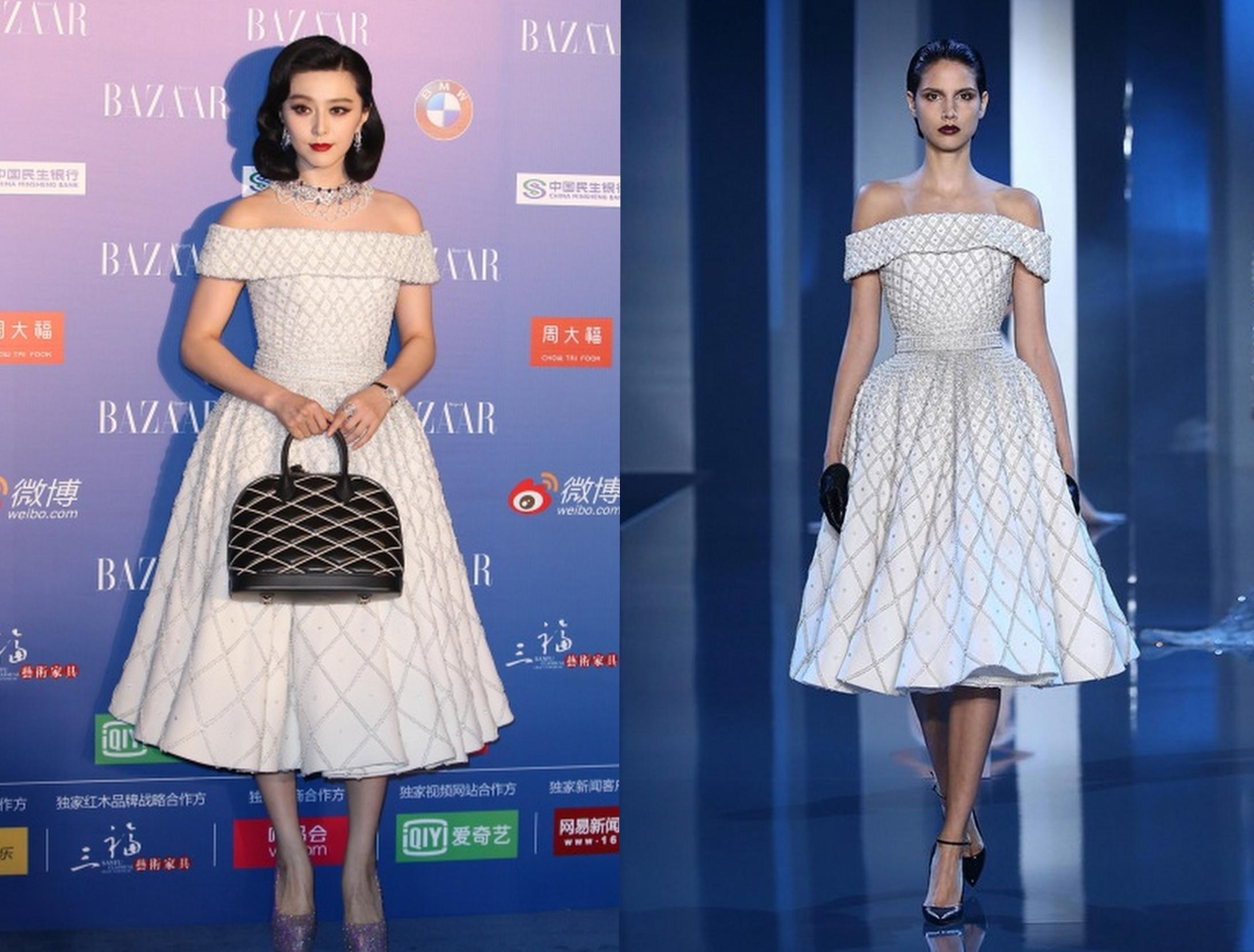Fan-Bingbing-In-Ralph-Russo-Couture-2014-Bazaar-Charity-Night