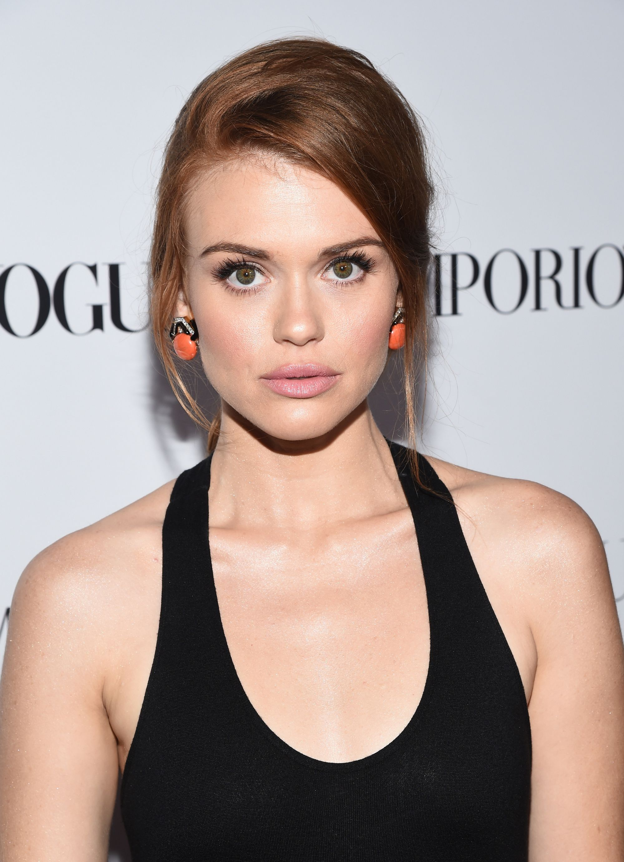Holland- Roden- wears - Emporio -Armani- at -the-12th -Annual -Teen -Vogue -Young -Hollywood- Party