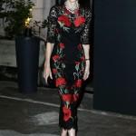 Anna Wintour attends Vogue Italia 50th Anniversary Celebration