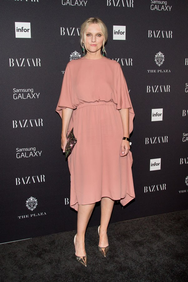 BAZAAR's Executive Editor Laura Brown