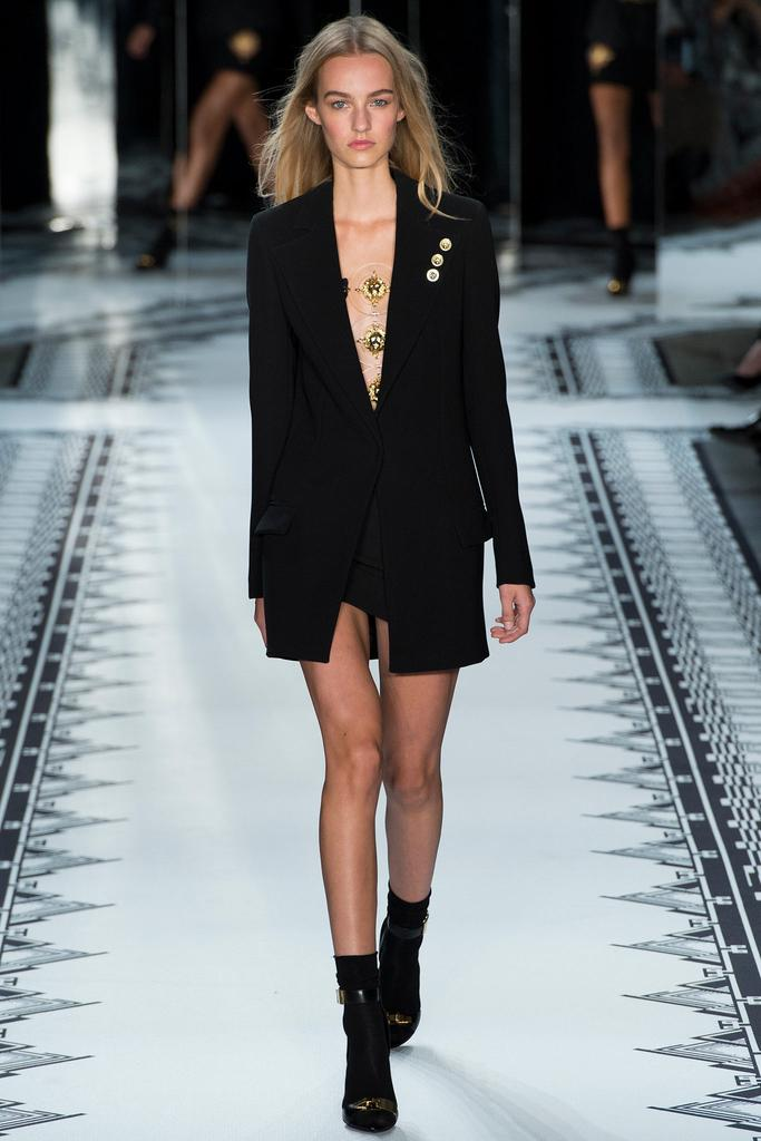 Versus- Versace- Spring 2015 Ready-to-Wear
