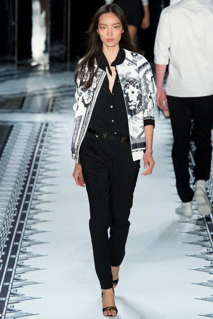 Versus- Versace- Spring -2015 Ready-to-Wear