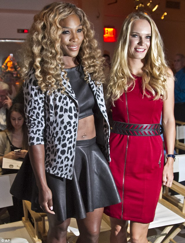 Serena- Williams- launches- HSN- fashion- line