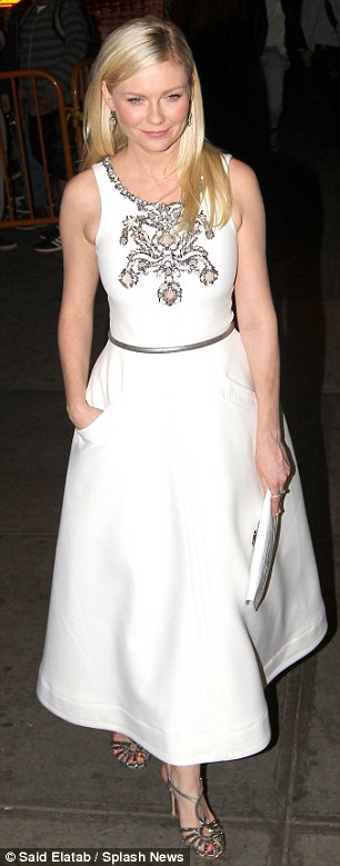 Reese Witherspoon wears Christian Dior at 'The Good Lie' Washington DC Premiere