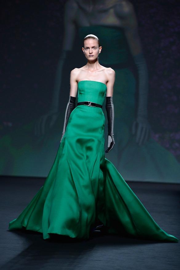 Paris Fashion Week: Christian Dior Haute Couture F/W 2013/2014
