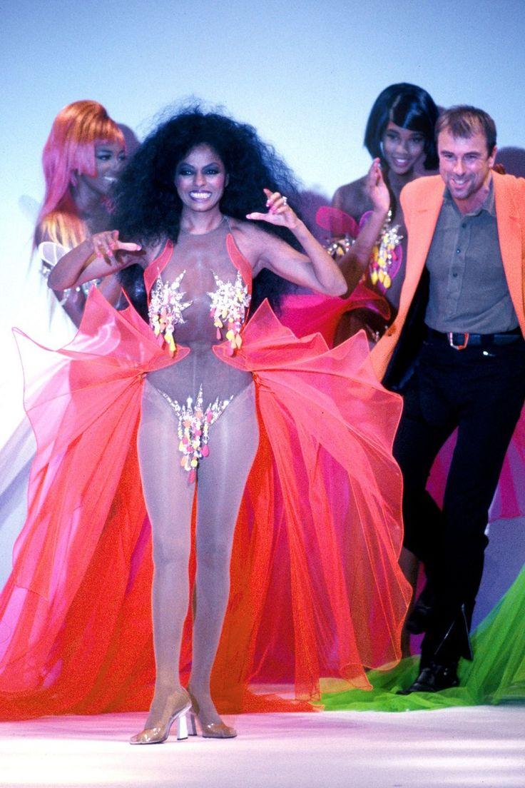 Diana Ross - Fashionsizzle
