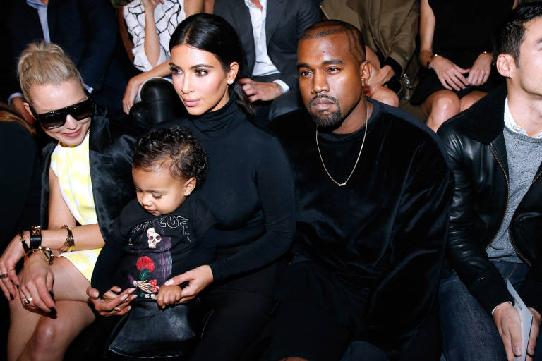 /north-west-front-row-balenciaga/