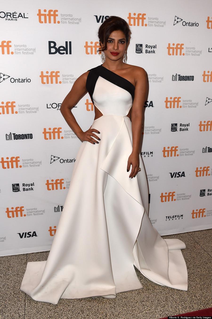 """Mary Kom"" Premiere – Arrivals – 2014 Toronto International Film Festival"