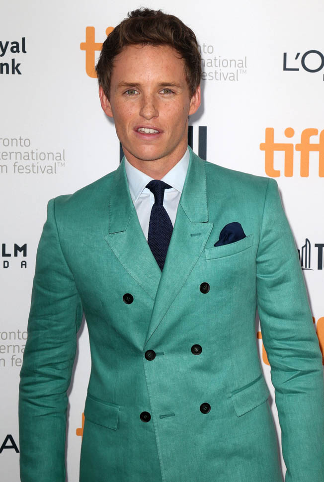 The 2014 Toronto International Film Festival - 'The Theory Of Everything' Premiere
