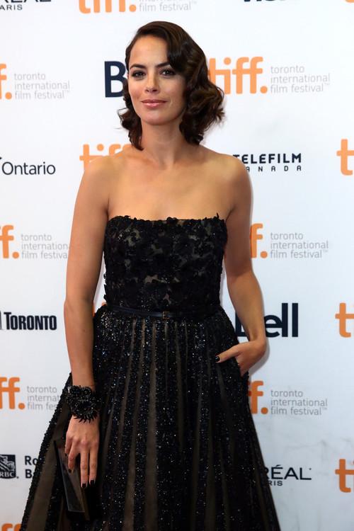 "Berenice- Bejo- wears- Elie- Saab -at -""The -Search"" -2014 -TIFF -Premiere"