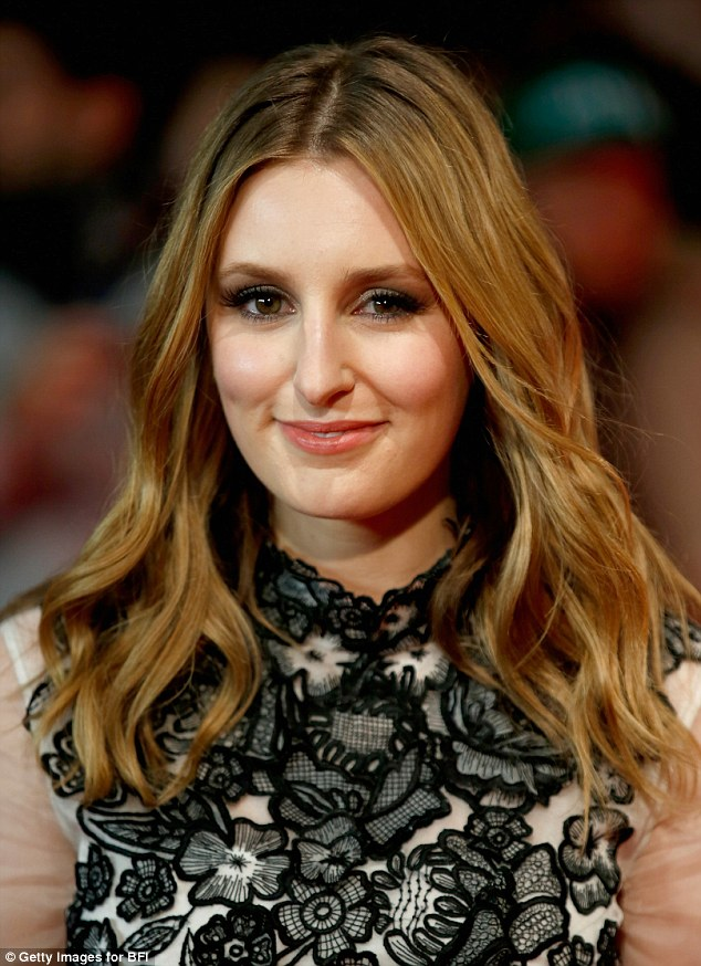 "Laura Carmichael in Erdem at The 'Madame Bovary"" Premiere in London"