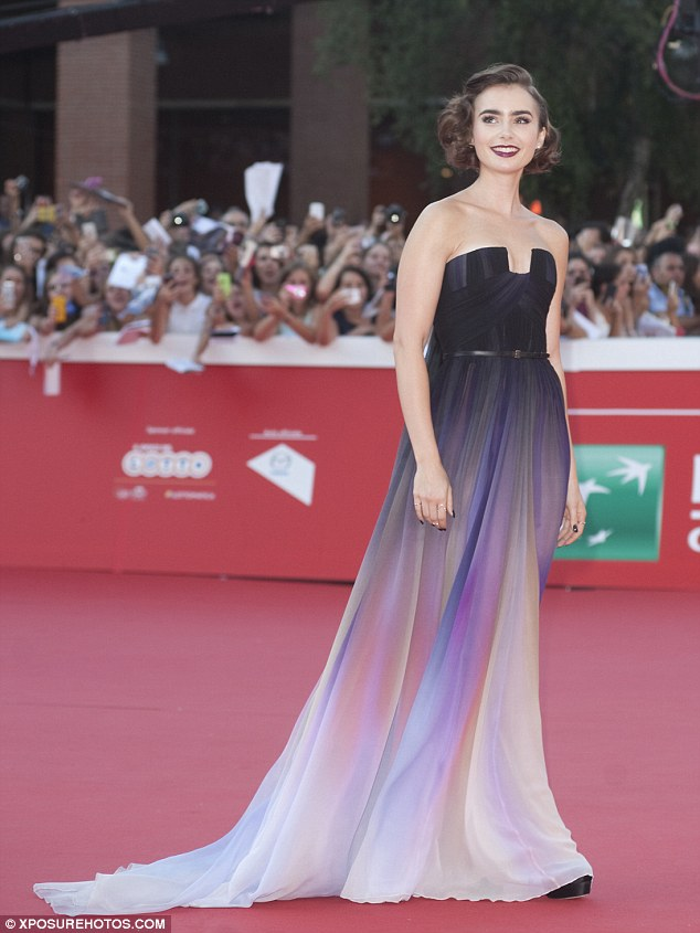 lily-collins-elie-saab-couture-love-rosie-rome-film-festival-premiere/love-rosie-red-carpet-the-9th-rome-film-festival