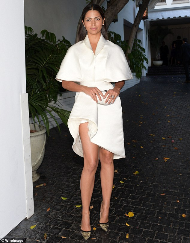 1413951639623 wps 65 LOS ANGELES CA OCTOBER 21 Camila Alves   attends  the Vogue/CFDA Fashion