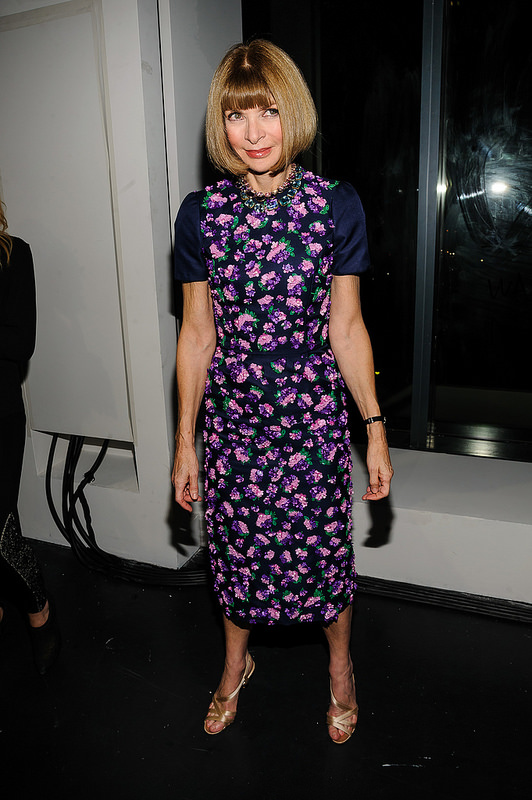 15555059635 9a9c01213b c Anna Wintour attends The God's Love We Deliver, Golden Heart Awards
