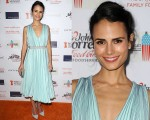 Jordana Brewster  wears  Vionnet – No Kid Hungry Campaign Fundraising Dinner