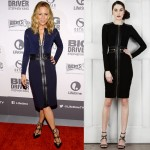 Maria Bello wears  Catherine Deane at the 'Big Driver' NYC Screening