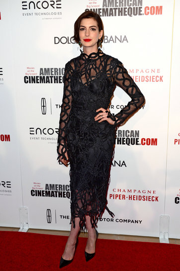 Anne -Hathaway- at-28th -American- Cinematheque- Award