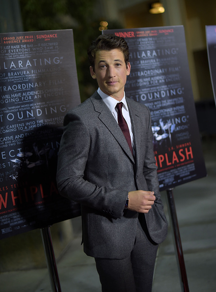 """Premiere Of Sony Pictures Classics' """"Whiplash"""" - Arrivals"""