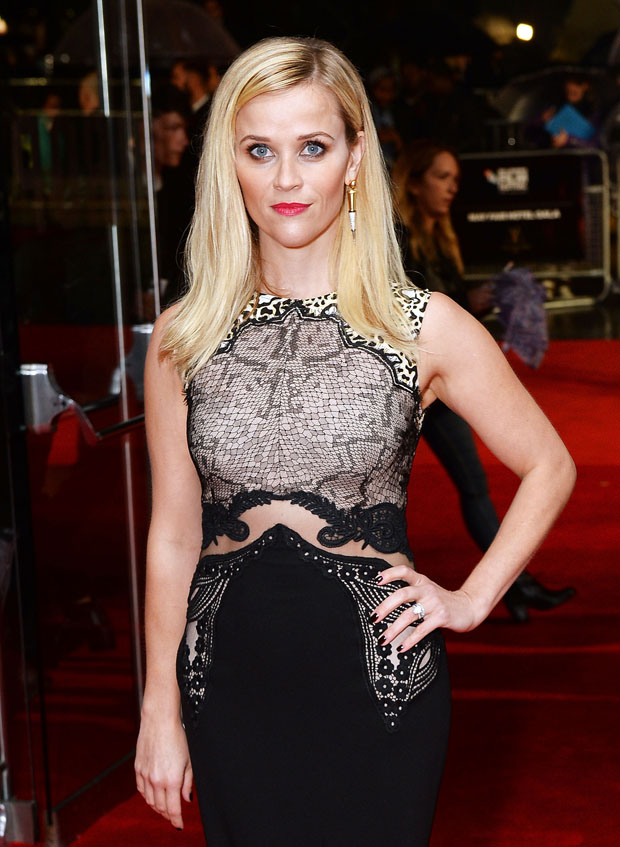 """Wild"" - The May Fair Hotel Gala VIP Arrivals - 58th BFI London Film Festival"