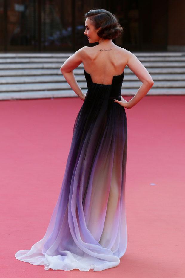 'Love, Rosie' Red Carpet - The 9th Rome Film Festival